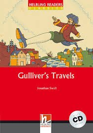 Helbling Readers Classics Level 3 Red Line - Gulliver's Travels + Audio CD Pack