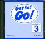 GET SET GO 3 CLASS AUDIO CD