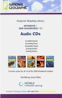 FOOTPRINT READERS LIBRARY Level 3000 AUDIO CDs