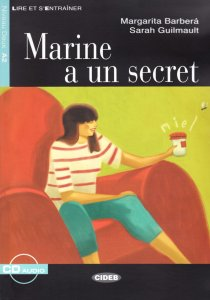 MARINE A UN SECRET (Black Cat Readers FRA Level 2)