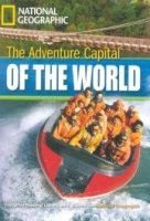 FOOTPRINT READERS LIBRARY Level 1300 - THE ADVENTURE CAPITAL OF THE WORLD + MultiDVD Pack