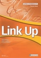 LINK UP UPPER INTERMEDIATE COURSE BOOK + STUDENT AUDIO CD PACK