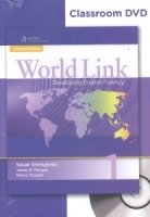 WORLD LINK Second Edition 1 CLASSROOM DVD