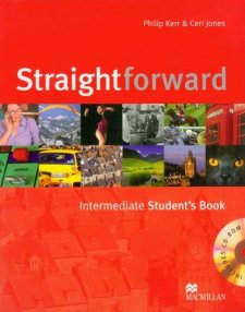 Straightforward Intermediate Student's Book + CDROM