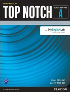 Top Notch Third Edition Fundamentals Student´s Book Split A w/MyEnglishLab