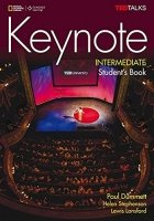 Keynote Intermediate Student's Book with DVD-ROM and Online Workbook Code