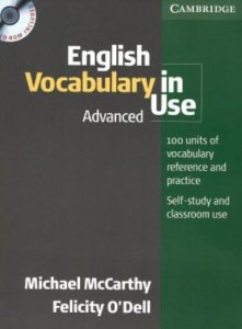 English Vocabulary in Use: Advanced Edition with answers and CD-ROM Pack
