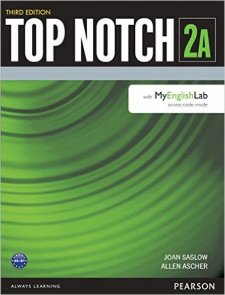Top Notch Third Edition 2 Student Book Split A with MyEnglishLab
