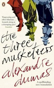 THREE MUSKETEERS (Penguin Red Classics)