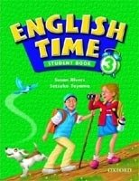 ENGLISH TIME 3 STUDENT´S BOOK