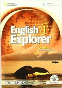 ENGLISH EXPLORER 1 WORKBOOK + WORKBOOK AUDIO CD