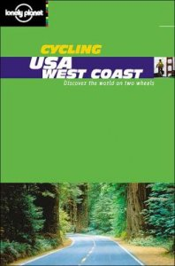Lonely Planet West Coast USA CYCLING