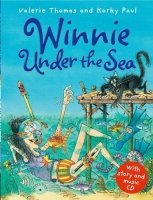 WINNIE UNDER THE SEA + AUDIO CD PACK