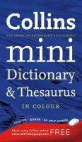 COLLINS MINI DICTIONARY THESAURUS