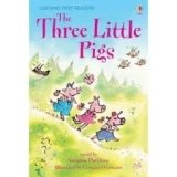 USBORNE FIRST READING LEVEL 3: THE THREE LITTLE PIGS
