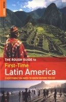 Rough Guide First-Time Latin America