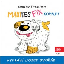 Maxipes Fík komplet - 3 CD