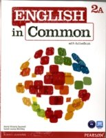 English in Common 2a Split: Student Book with ActiveBook and Workbook and MyEnglishLab