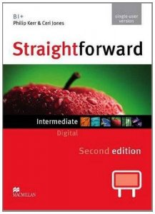 Straightforward 2nd Edition Intermediate IWB DVD-ROM single user