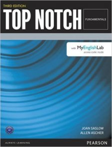 Top Notch Third Edition Fundamentals Student Book with MyEnglishLab