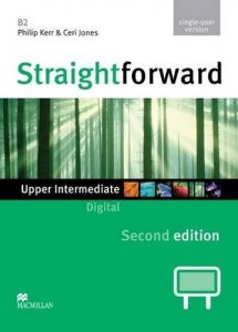 Straightforward 2nd Edition Upper-Intermediate IWB DVD-ROM single user