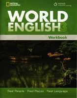 WORLD ENGLISH 3 WORKBOOK
