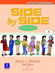 Side by Side 4 Activity Workbook 4 - 3rd Revised edition