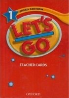 LET´S GO Third Edition 1 TEACHER´S CARDS