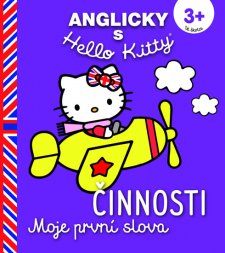 Hello Kitty - Činnosti - leporelo (angličtina s Hello Kitty)