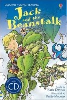 Usborne Young Reading Level 4: Jack and the Beanstalk + Cd