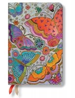 Paperblanks 2016 Flutterbyes Mini 12 Verso Diary