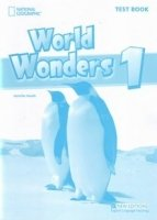 WORLD WONDERS 1 TEST BOOK