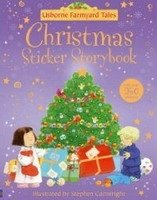 CHRISTMAS STICKER STORYBOOK (Usborne Farmyard Tales)
