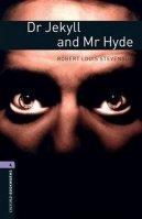 OXFORD BOOKWORMS LIBRARY New Edition 4 DR JEKYLL AND MR HYDE AUDIO CD PACK