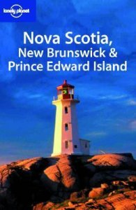 Lonely Planet Nova Scotia, New Brunswick 1.