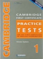 CAMBRIDGE FCE PRACTICE TESTS 1 2008 Revised Ed. TEACHER´S BOOK