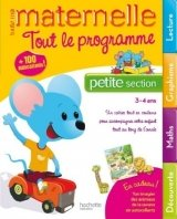 Toute ma maternelle Petite section 3-4 ans
