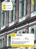 TEACH YOURSELF LATVIAN Book + CD Pack