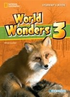 WORLD WONDERS 3 STUDENT´S BOOK WITH ANSWER KEY