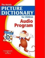 THE HEINLE PICTURE DICTIONARY FOR CHILDREN AUDIO CD