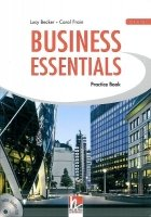 BUSINESS ESSENTIALS PRACTICE BOOK with AUDIO CD