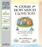 GUESS HOW MUCH I LOVE YOU (BOOK + DVD)