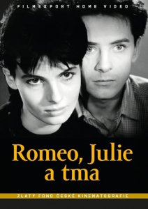 Romeo, Julie a tma - DVD box