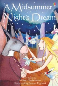 Usborne Young Reading Level 2: Midsummer Night´s Dream