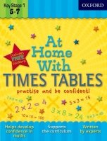 AT HOME WITH TIMES TABLES (Age 5-7)