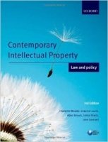 Contemporary Intellectual Property 3rd Ed.