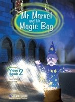 MR MARVEL AND HIS MAGIC BAG 2 VIDEO BOOK