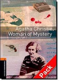 OXFORD BOOKWORMS LIBRARY New Edition 2 AGATA CHRISTIE, WOMAN OF MYSTERY AUDIO CD PACK