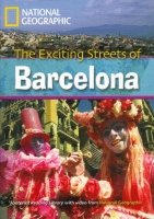 FOOTPRINT READERS LIBRARY Level 2600 - THE EXCITING STREETS OF BARCELONA