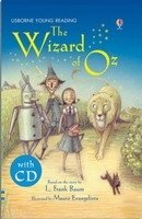 USBORNE YOUNG READING LEVEL 2: THE WIZARD OF OZ + AUDIO CD PACK